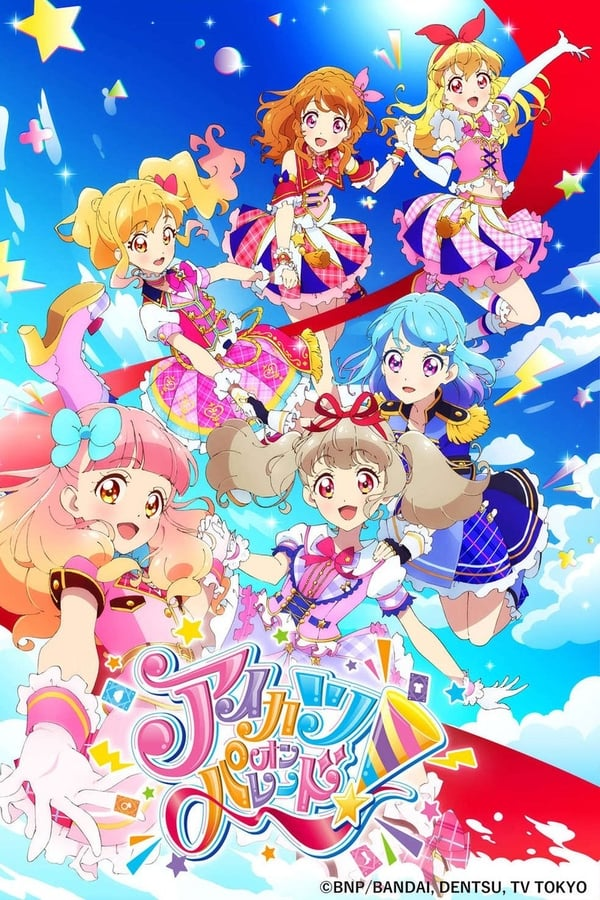 Assistir Aikatsu On Parade! Online