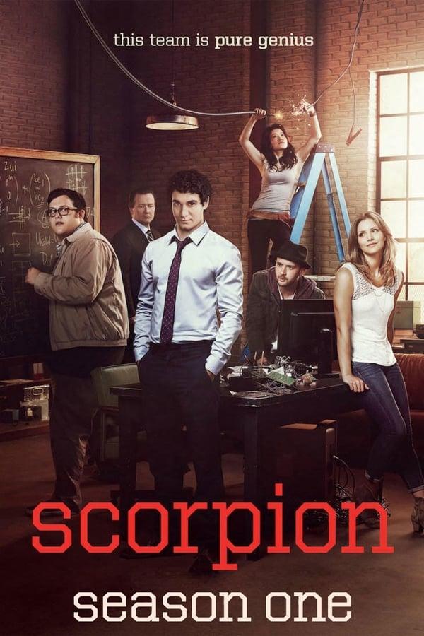 Skorpionas (1 sezonas)