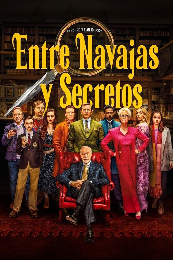 Imagen Entre Navajas y Secretos