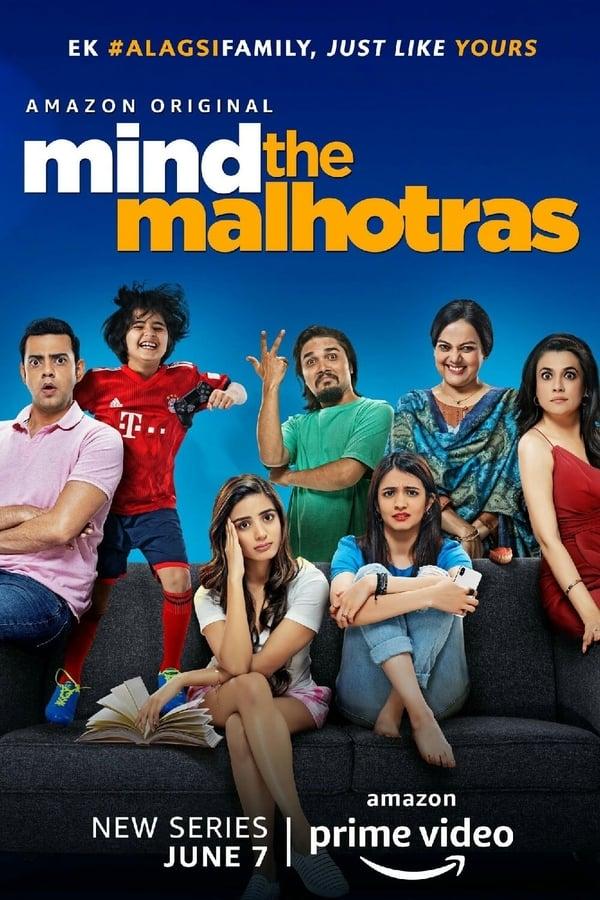 Mind the Malhotras Season 1 (2019)