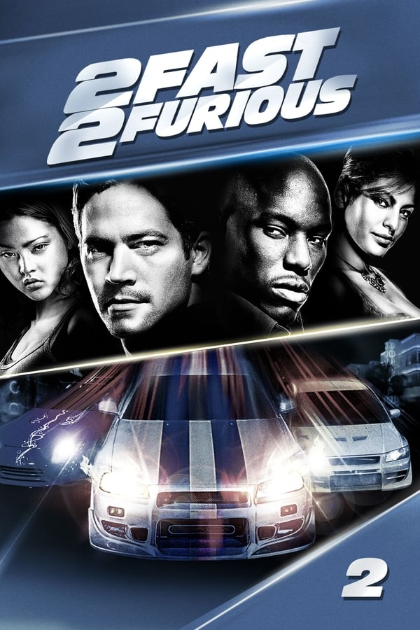 2 Fast 2 Furious (2003) [Hindi+English] | x264 10Bit BluRay | 1080p | 720p | 480p | Download | Watch Online | GDrive | Direct Links