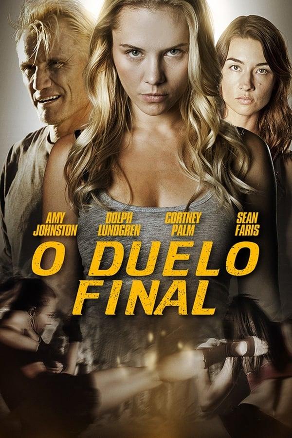 O Duelo Final poster, capa, cartaz