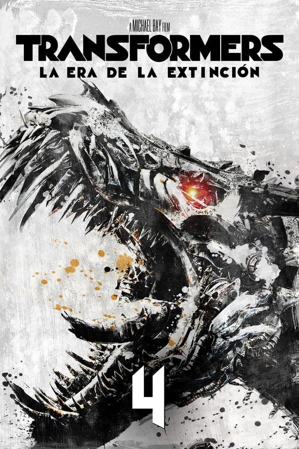 Transformers- La era de la extinción (2014) IMAX Full HD Latino – CMHDD