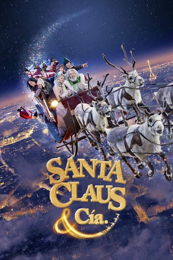 სანტა და კომპანია / Christmas & Co. (Santa & Cie) ქართულად