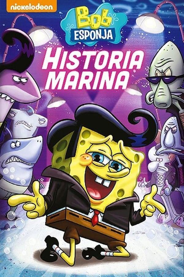 Bob Esponja: Historia Marina