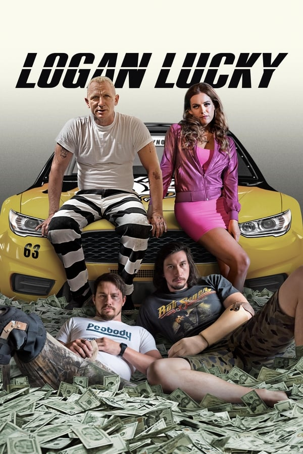 Logan Lucky (2017) Hindi Dubbed | x264 Blu-Ray | 1080p | 720p | 480p