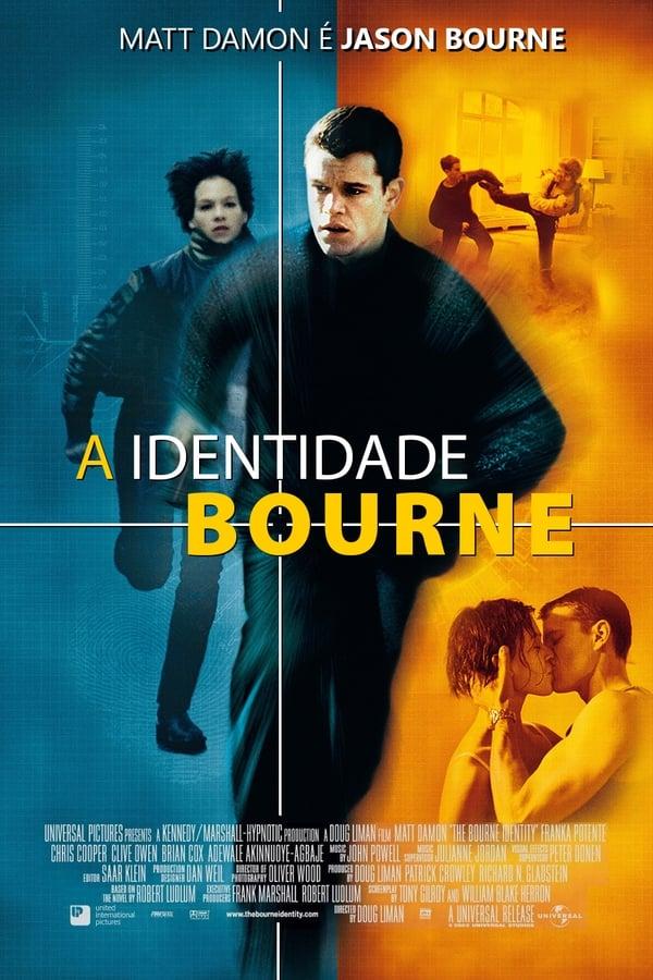 Assistir A Identidade Bourne Online