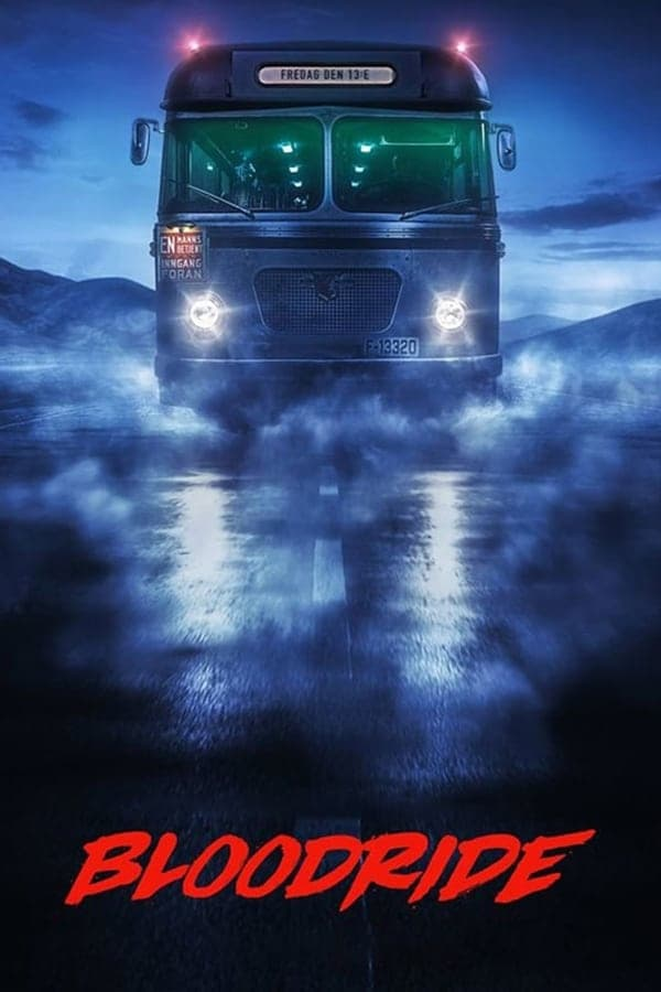 The doomed passengers aboard a spectral bus head toward a gruesome, unknown destination in this deliciously macabre horror anthology series.