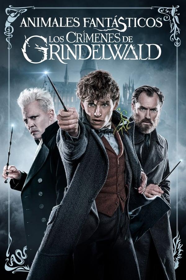Imagen Animales fantásticos: Los crímenes de Grindelwald