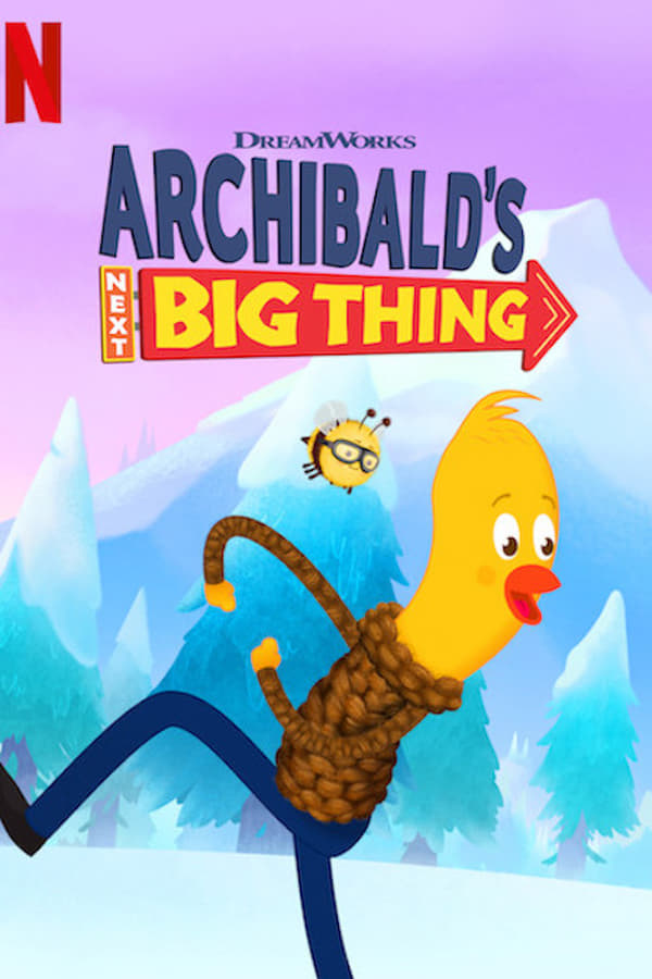 As Aventuras de Arquibaldo – Archibald's Next Big Thing