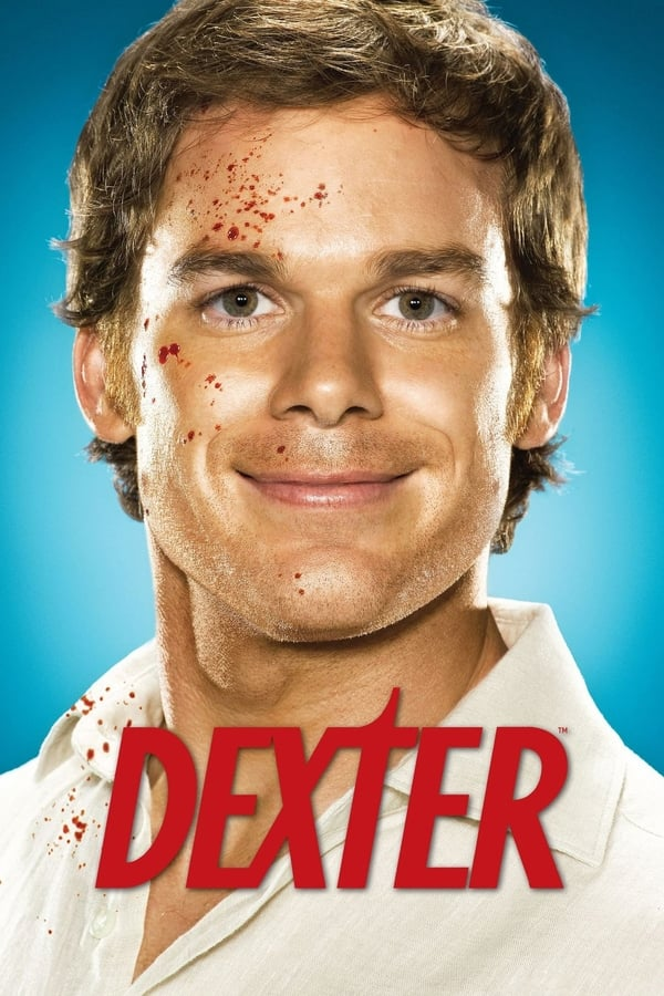 Dexter Morgan, a blood spatter pattern analyst for the Miami Metro Police also leads a secret life as a serial killer, hunting down criminals who have slipped through the cracks of justice.