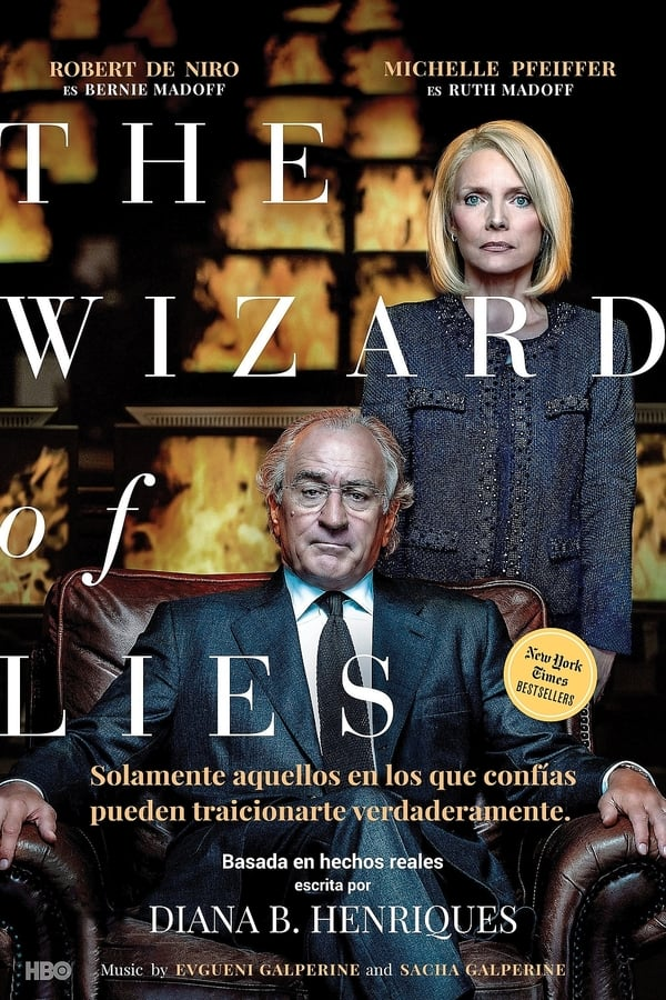 El mago de las mentiras (The Wizard of Lies)