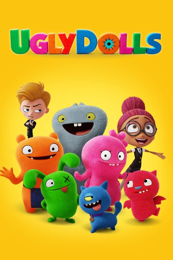 UglyDolls: Păpuşi în bucluc