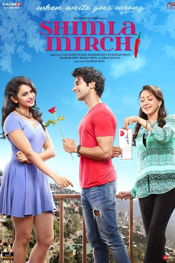 Shimla Mirchi (2020) Hindi | x264 NF WEB-DL | 1080p | 720p | 480p | Download | Watch Online | GDrive | Direct Links