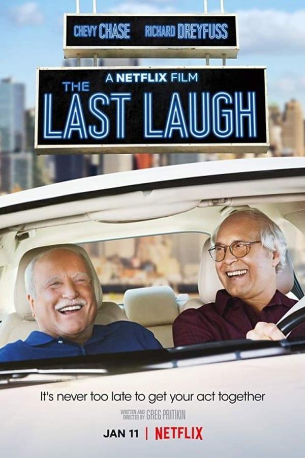 Guarda Un'ultima risata Streaming Gratis FULLHD