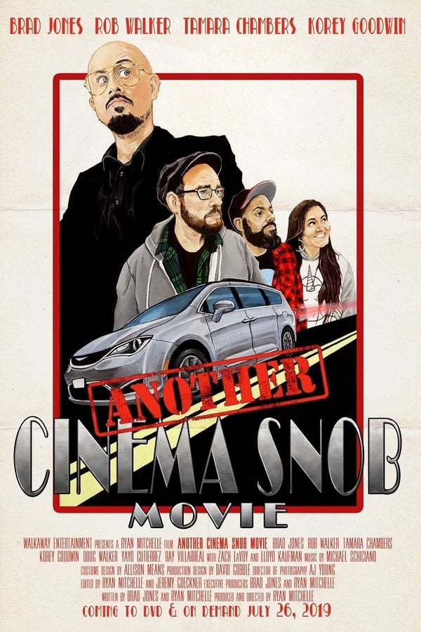 Another Cinema Snob Movie (2019) 720p WEBRip Dual Audio [Unofficial Dubbed] Hindi-English x264 AAC