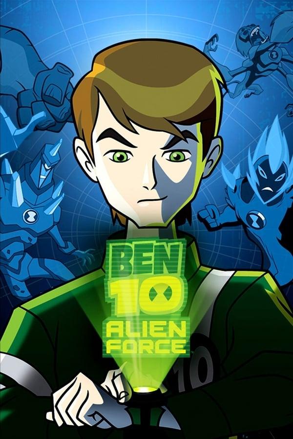 Assistir Ben 10: Força Alienígena Online