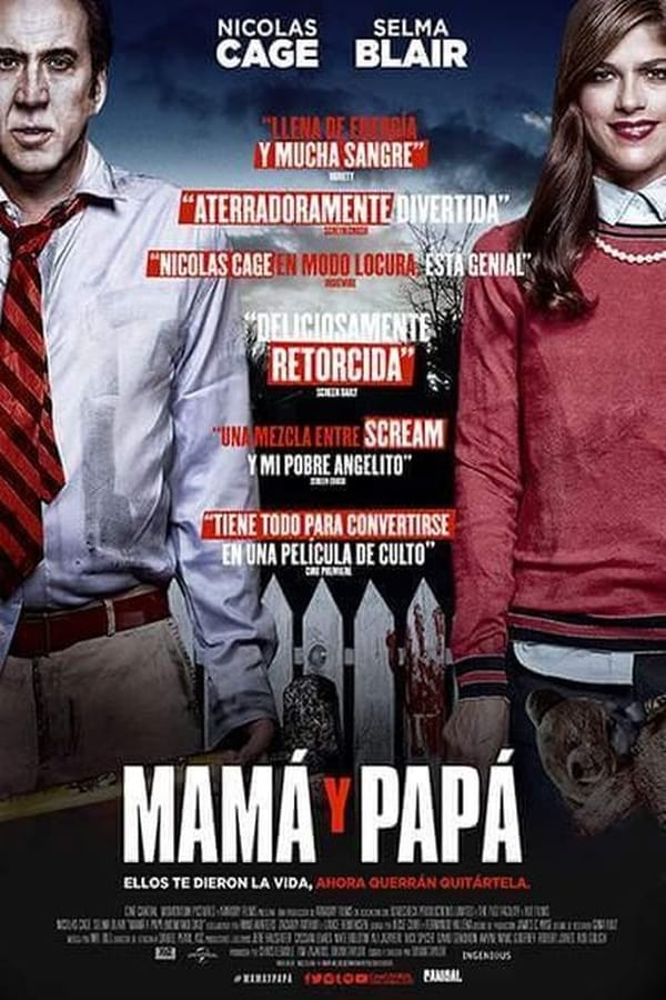 Mamá y papá