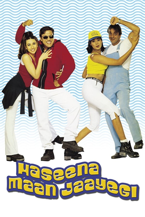Haseena Maan Jaayegi (1999) Hindi | x264 WEB-DL | 1080p | 720p | 480p | Download | Watch Online | GDrive | Direct Links