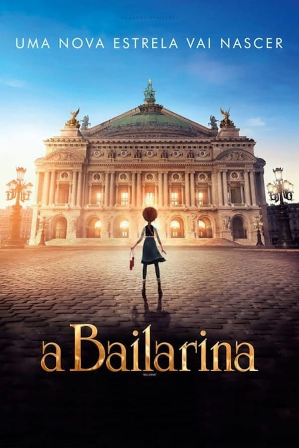 Assistir A Bailarina Online
