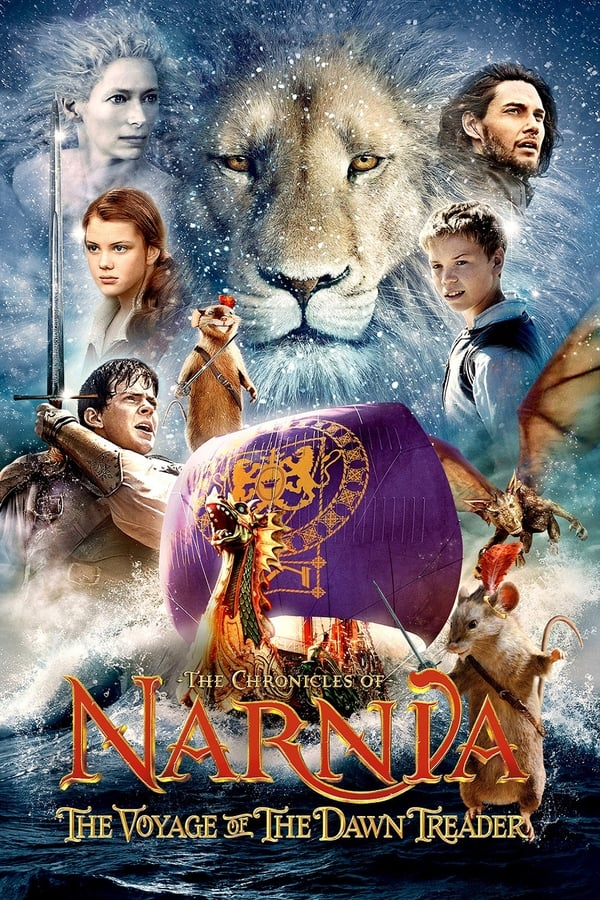 The Chronicles of Narnia: The Voyage of the Dawn Treader  (2010) Dual Audio [Hindi + English] | x264 Bluray | 720p | 480p | Download | Watch Online | GDrive | Direct Links