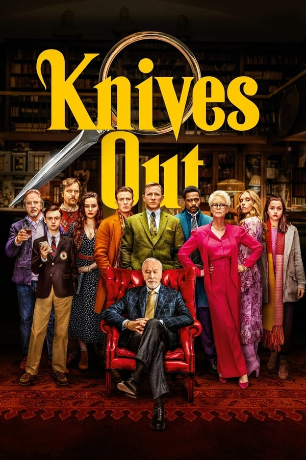 Knives Out (2019) Online