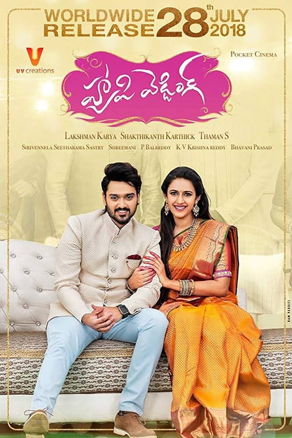 Happy Wedding (2018) Hindi Dubbed | x264 HDRip | 720p | 480p | Download | Watch Online | Direct Links | GDrive