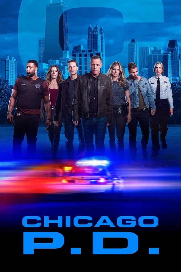 Chicago P.D. season 7 poster