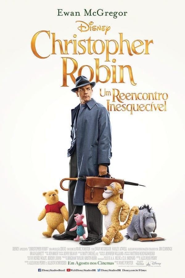Assistir Christopher Robin Um Reencontro Inesquecível Online