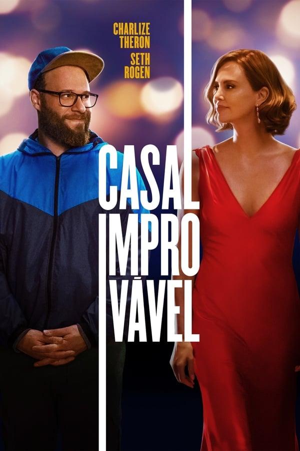 Casal Improvável poster, capa, cartaz