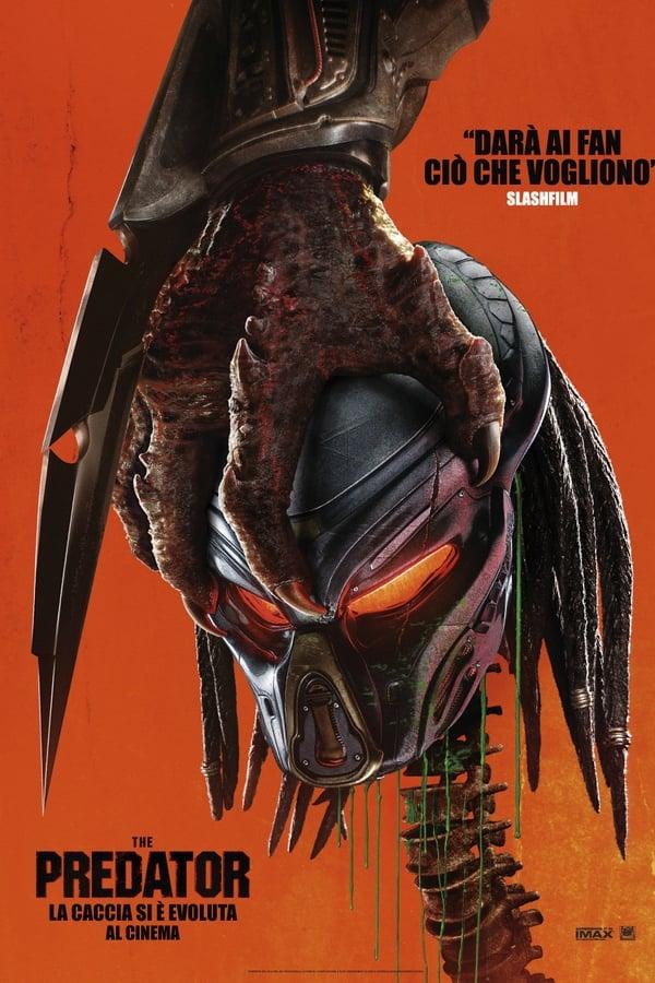 Guarda The Predator Streaming 2018 HD HD Streaming