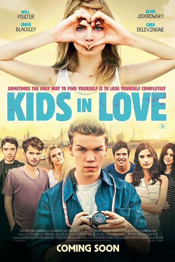შეყვარებული ბავშვები / Kids in Love ქართულად