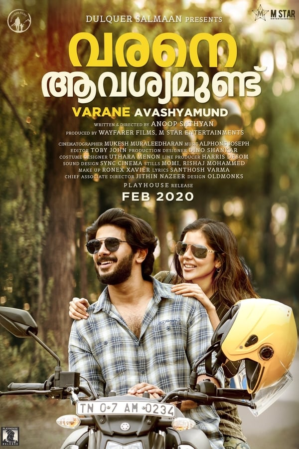 Varane Avashyamund (2020) Malayalam | x264 NF WEB-DL | 1080p | 720p | 480p |  Download | Watch Online | GDrive | Direct Links