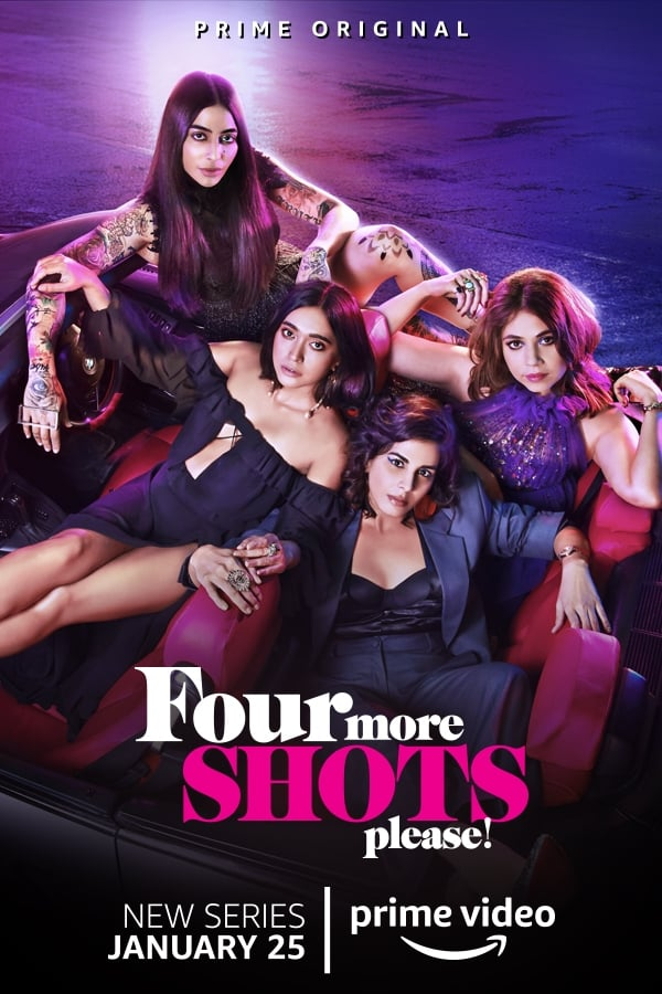 Four More Shots Please Season 01 Complete All Episodes [01-10] 1080p WEB-DL | 720p | Amazon Exclusive Series | Free Download | Watch Online | GDrive | Direct Links