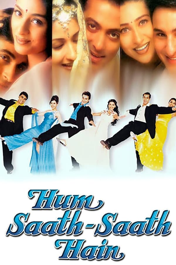 Hum Saath-Saath Hain (1999) Hindi Full Movie 720p WEB-DL | 1.4GB | Download | Watch Online | Direct Links | GDrive