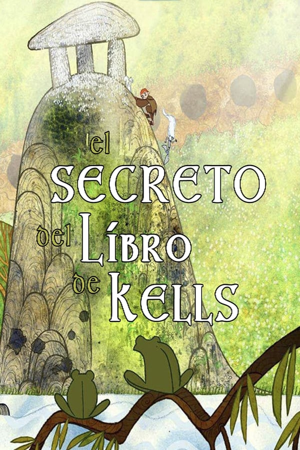 El secreto del libro de Kells (The Secret of Kells) ()