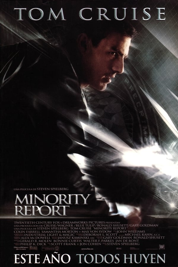 Minority Report (Sentencia previa)