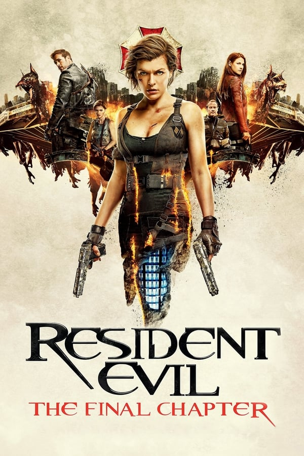 Guarda Resident Evil: The Final Chapter Streaming Gratis HD Streaming