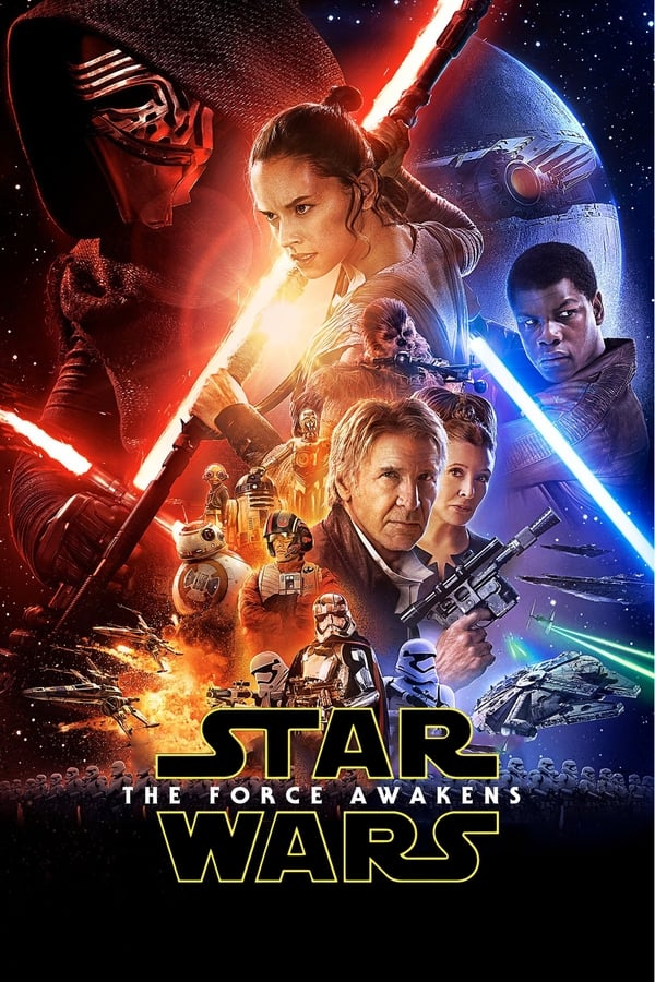 Star Wars: Trezirea Forței - 2015