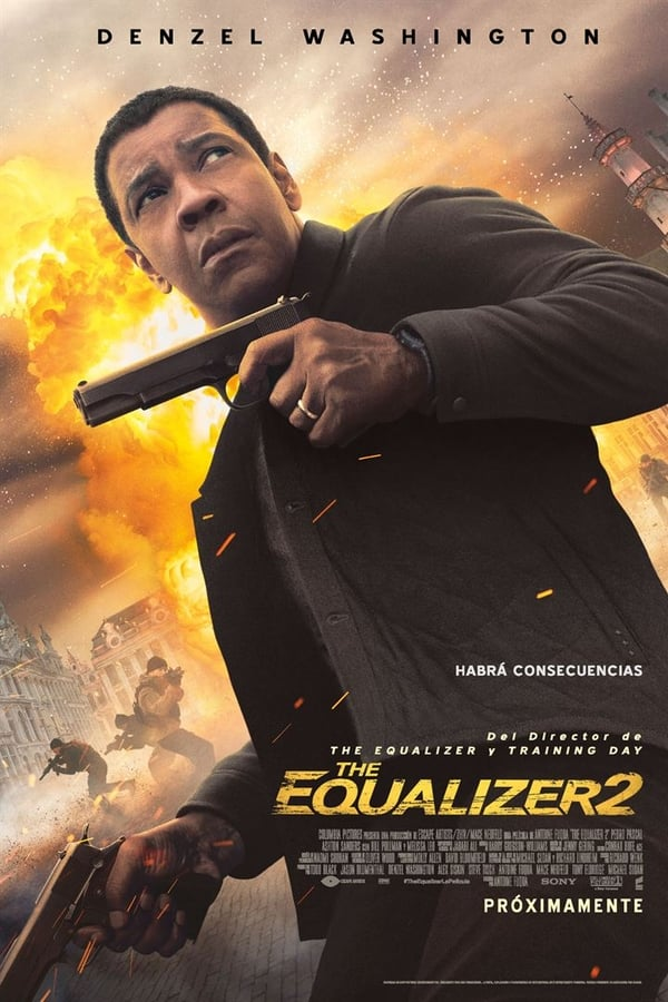 El Justiciero 2 (The Equalizer 2) ()