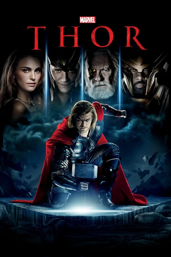 Thor (2011) [Hindi 5.1+English 5.1] | x265 10Bit BluRay | 1080p | 720p | 480p | Download | Watch Online | GDrive | Direct Links