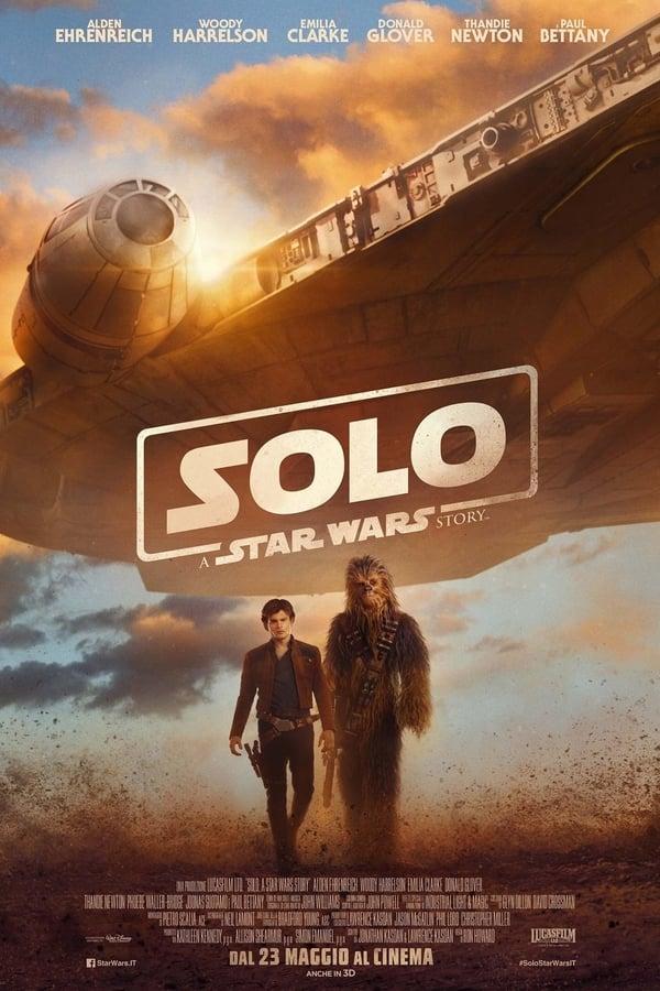 Guarda Solo: A Star Wars Story 2018 HD Streaming Gratis HD Streaming