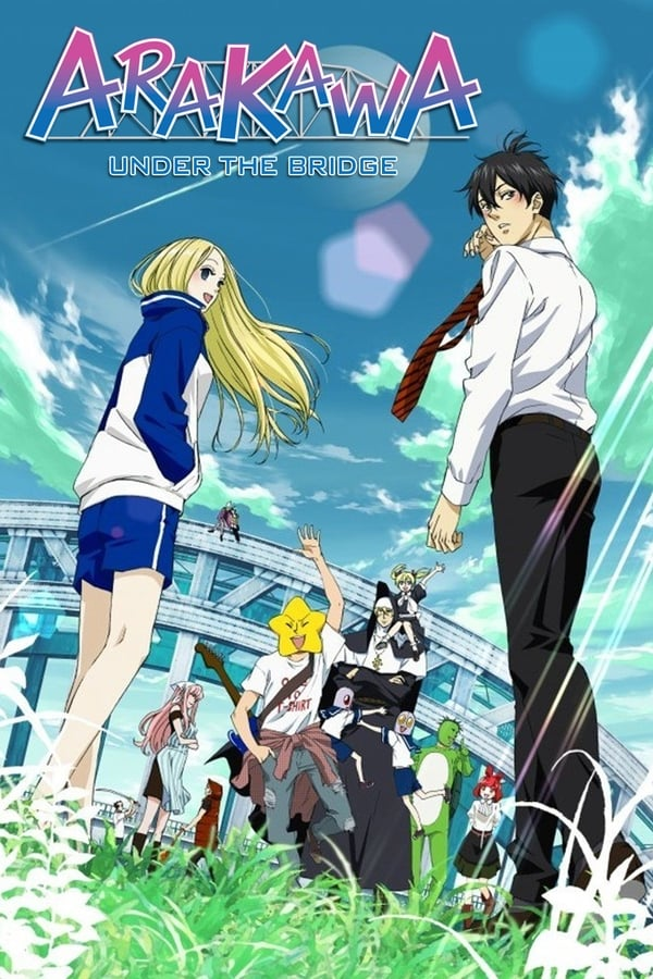 Assistir Arakawa Under The Bridge Online