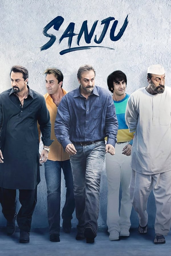 Sanju (2018)  Hindi Full Movie 1080p WEB-DL | 720p | 480p | 1.8 GB, 1 GB , 500 MB | Download | Watch Online | Direct Links | GDrive
