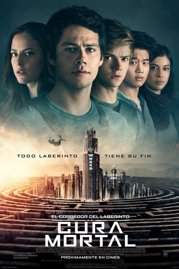Maze Runner: The Death Cure (El corredor del laberinto: La cura mortal)