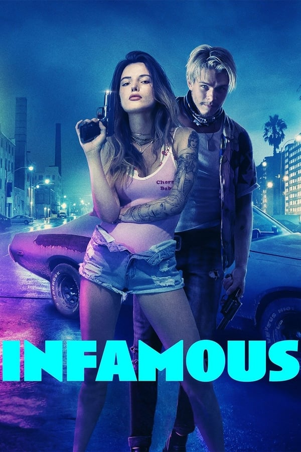 Infamous (2020) English Full Movie 720P HDRip 1.GB Download