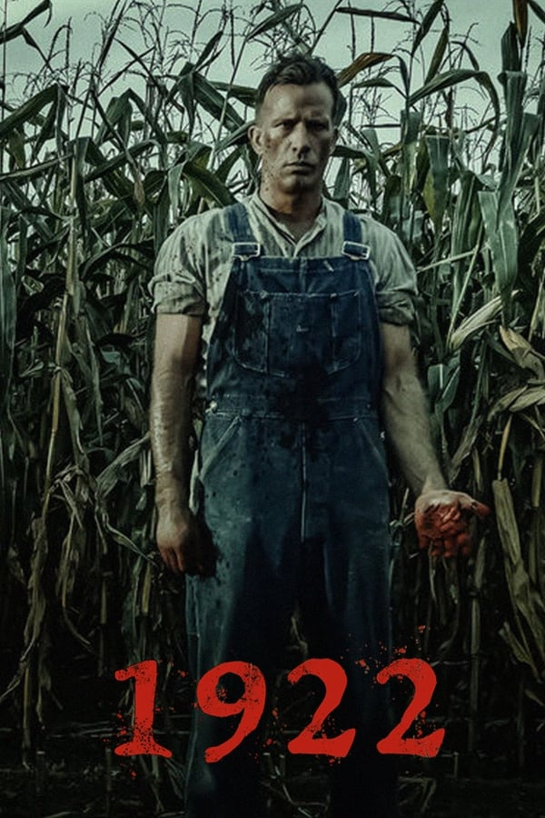 1922 (2017) Poster