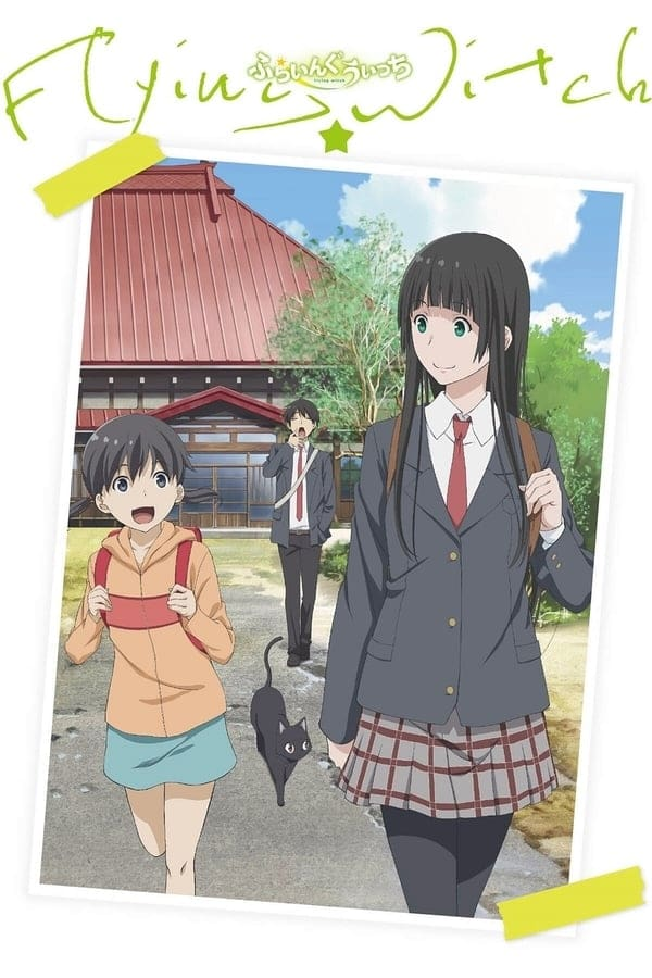 Assistir Flying Witch Online