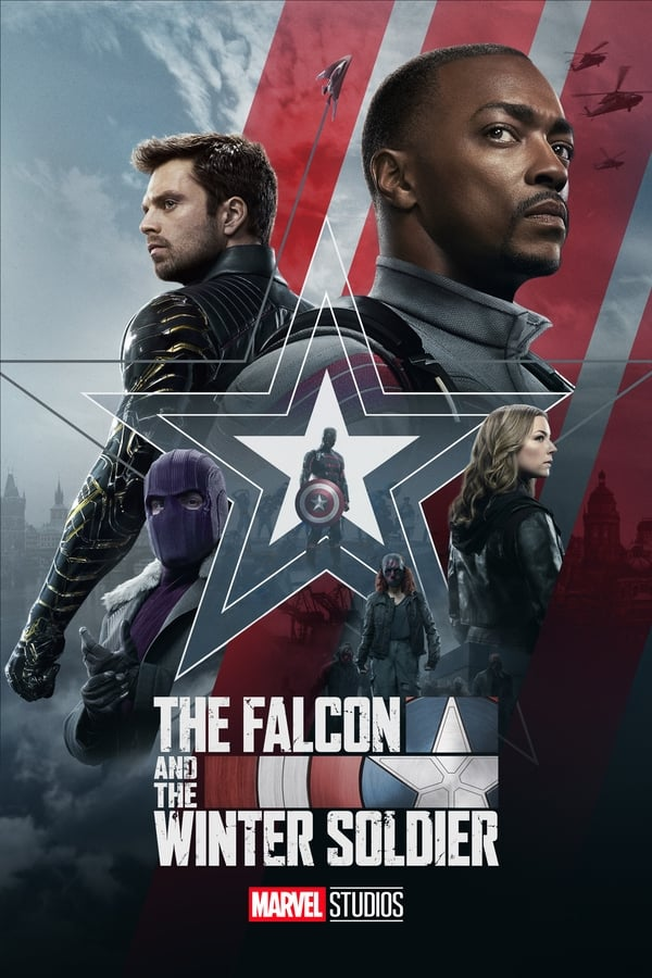 The Falcon and the Winter Soldier (2021) [Hindi or English]