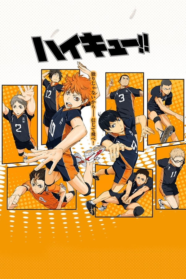 Assistir Haikyuu!!: To The Top Online
